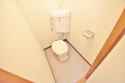 【トイレ】第二高橋ハイツ