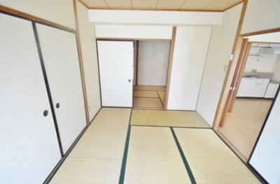 【和室】第二高橋ハイツ