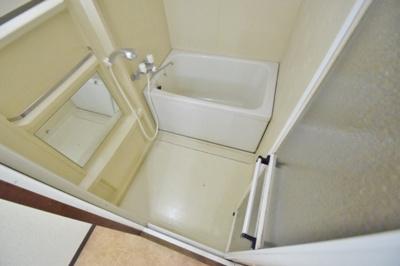 【浴室】第二高橋ハイツ