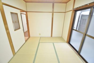 【内装】石阪第2店舗奥