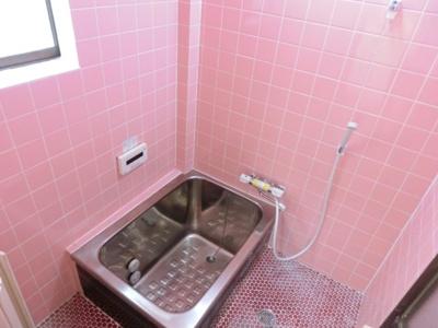 【浴室】片山ハイツ B棟