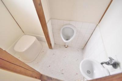 【トイレ】立部1丁目平屋