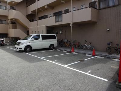 【駐車場】セントポリア豊中
