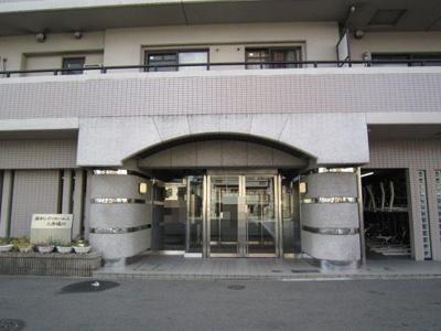 【エントランス】藤和シティホームズ三条堀川