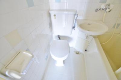 【トイレ】マツバラコーポレーション