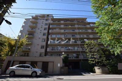 【外観】飯田橋第一パークファミリア
