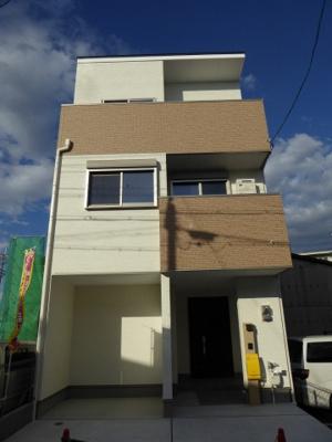 【外観】中茶屋新築一戸建
