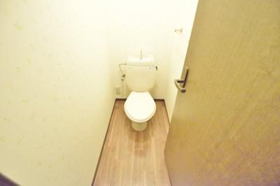 【トイレ】グローリーハイツC棟