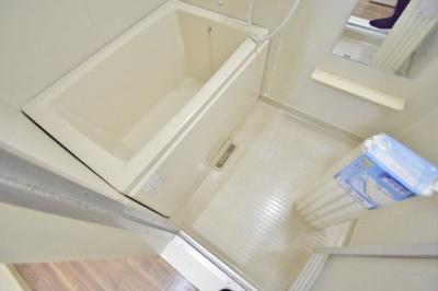 【浴室】グローリーハイツC棟
