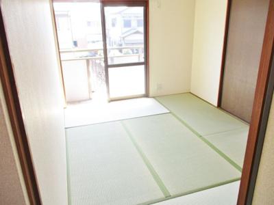 【和室】グローリーハイツA棟
