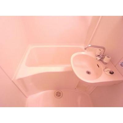 【浴室】オリオンハイム西新