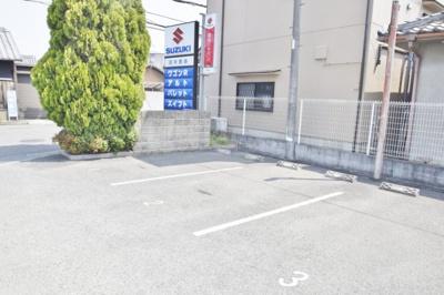 【駐車場】アムール福