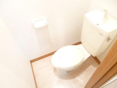 【トイレ】アムール福