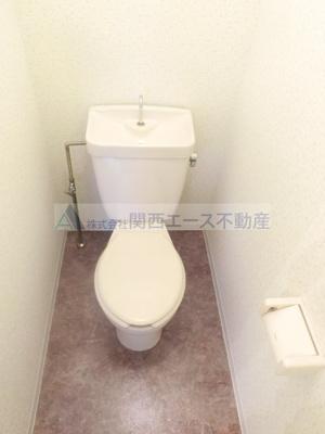 【トイレ】ゴッドフィールド布施