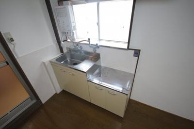 【キッチン】戸石マンション