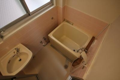 【浴室】戸石マンション