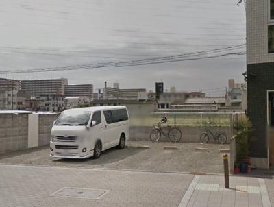 【駐車場】出戸ビル
