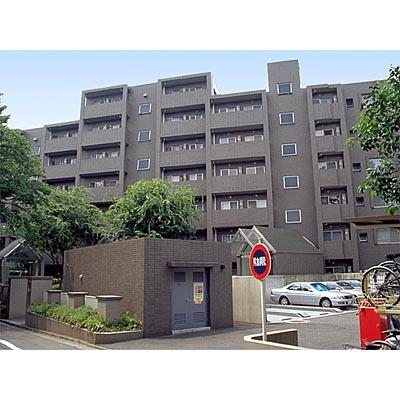 【外観】パーク・ハイム等々力三丁目壱番館