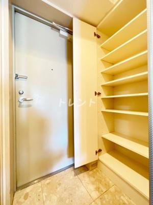 【玄関】ガラグランディ大手町