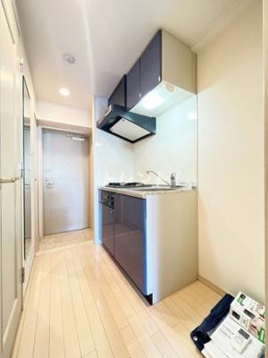 【キッチン】ガラグランディ大手町