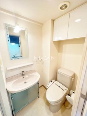 【浴室】ガラグランディ大手町
