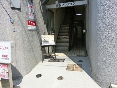 【エントランス】関谷マンション