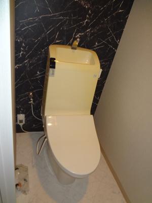 【トイレ】ウエストエンドビル