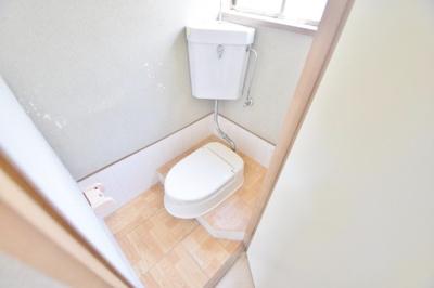 【トイレ】立部2丁目貸家