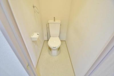 【トイレ】メゾンドカンパーニュ