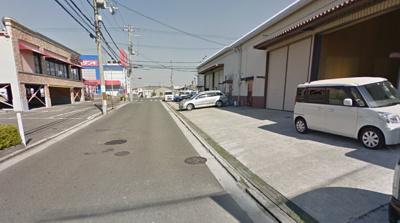【外観】八田寺町倉庫