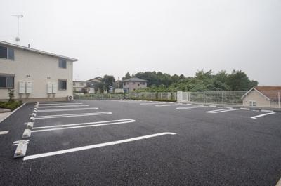 【駐車場】リズィエールⅠ