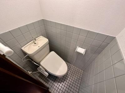 【トイレ】コーポ・ナガセ