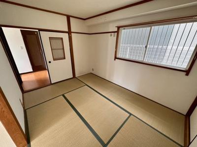 【和室】コーポ・ナガセ