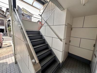 【洋室】コーポ・ナガセ