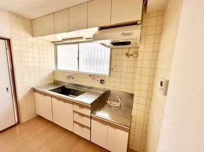 【キッチン】コーポ・ナガセ
