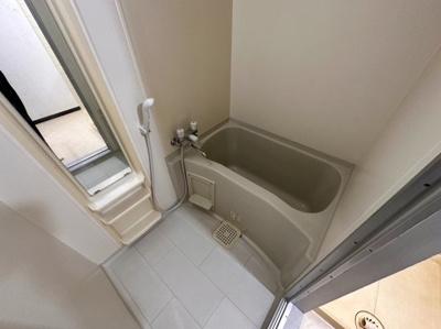 【浴室】コーポ・ナガセ
