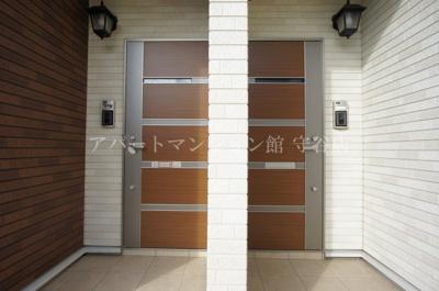 【玄関】リズィエールⅢ