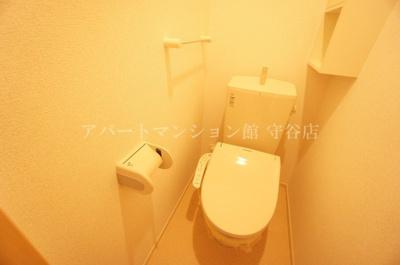 【トイレ】リズィエールⅢ