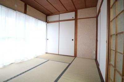 【寝室】第1吉田文化