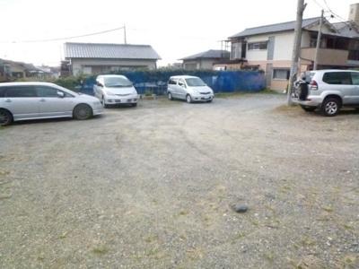 【駐車場】安田ハイツ