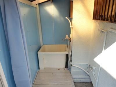 【浴室】長尾町 貸家