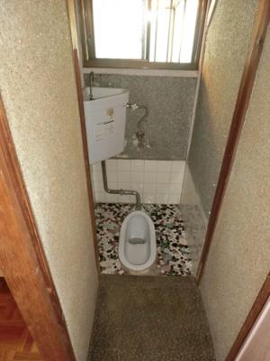 【トイレ】長尾町 貸家