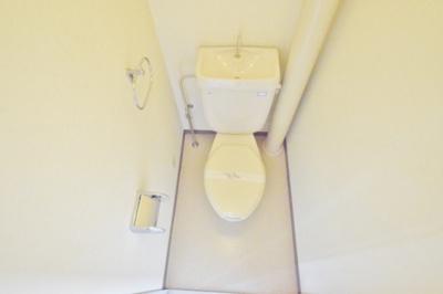 【トイレ】ルミネスハウス山下