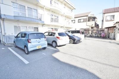 【駐車場】センチュリーハイツ