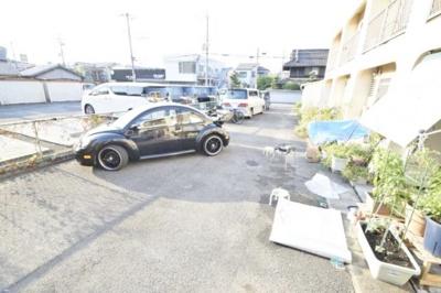 【駐車場】タツミマンション