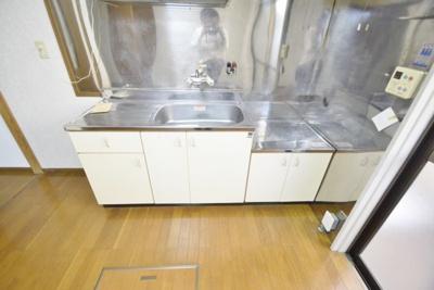 【キッチン】タツミマンション