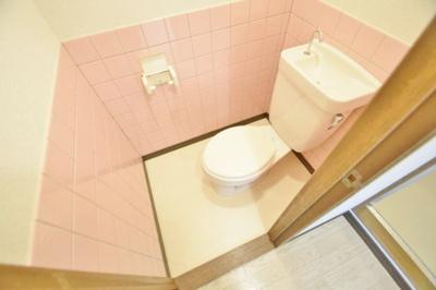 【トイレ】ハイツ中西
