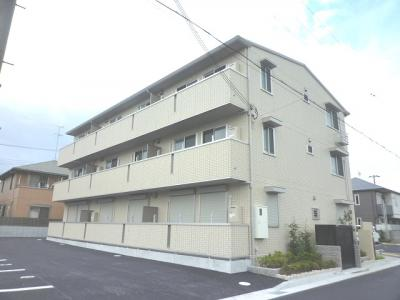 【外観】クレールメゾン中田