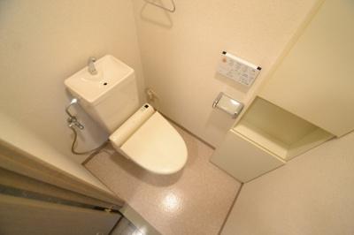 【トイレ】ランドール六甲