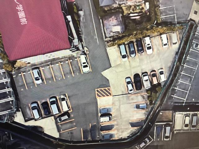 【外観】ラフォーレ学園前駐車場